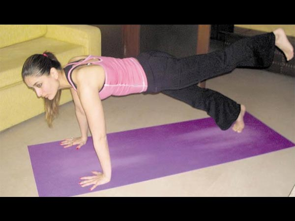 Remember How Kareena Kapoor Took The Help Of Yoga To Become Really Thin
