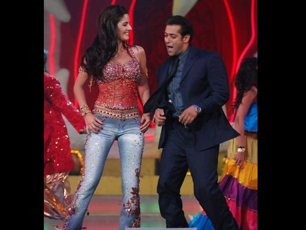 Salman Is Quite Keen To Be With Katrina