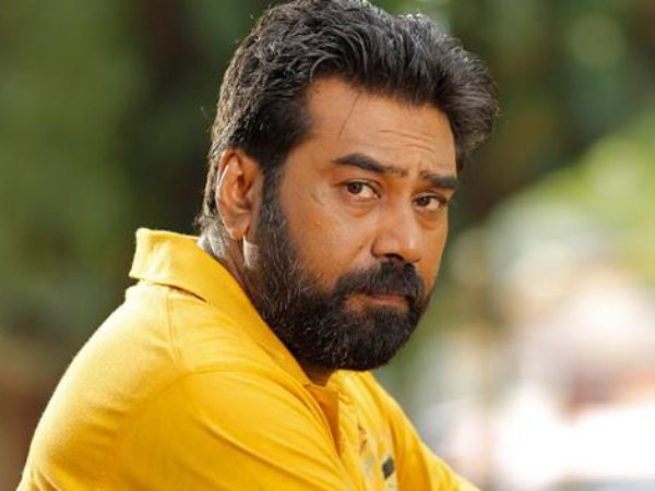 Biju Menon As Johnnie (Mammootty)