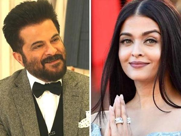 Anil Kapoor Too Praised Co-Star Aishwarya Recently