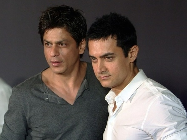 SRK Talks About His Rivalry With Salman And Aamir