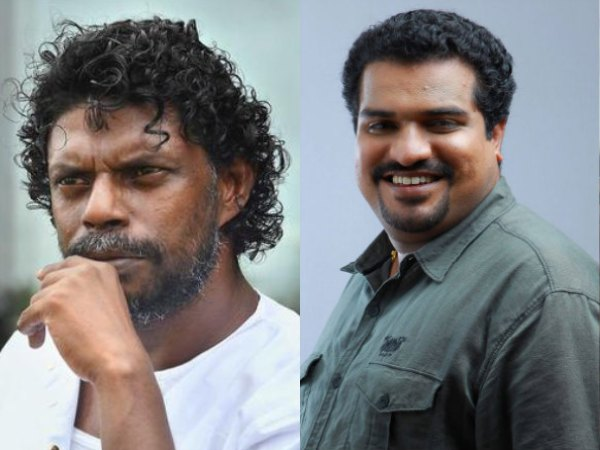 Vinayakan's & Dileeh Pothan's First Association With The Film-maker