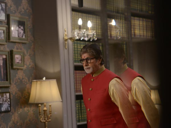 See Pics: Amitabh Bachchan begins Kaun Banega Crorepati Season 9 #KBC9