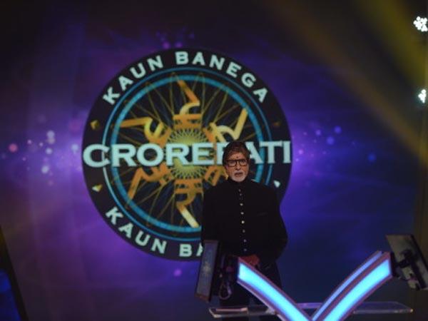 See Pics: Amitabh Bachchan begins Kaun Banega Crorepati