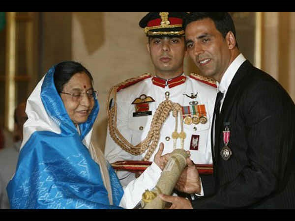 Akshay On Receiving Padma Shri