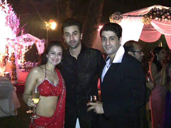 Ameesha Wanted To Have A Private Meeting With Ranbir