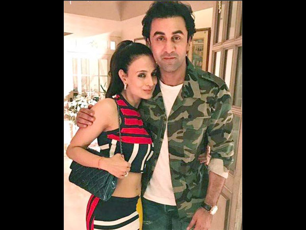 When Rumours Of Ranbir & Ameesha's Link-Up Started