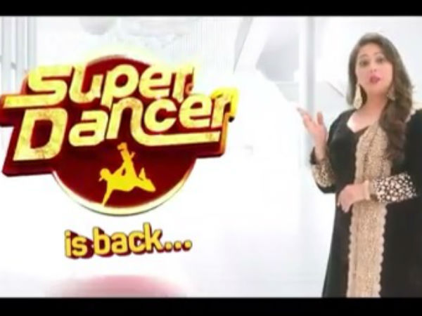 Super Dancer To Be Launched Soon
