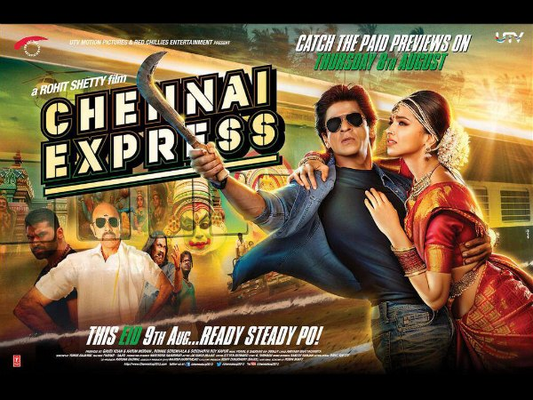 Chennai Express (Hindi)
