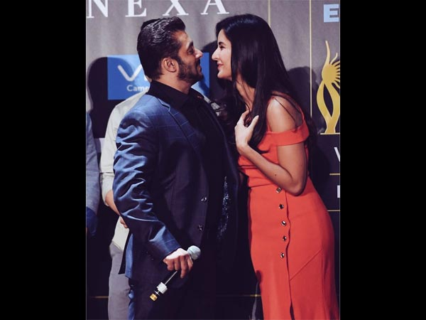 Salman And Katrina Share An Amazing Camaraderie