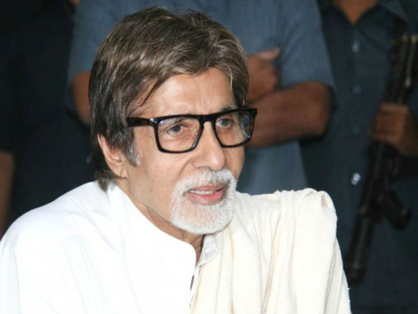 Amitabh Bachchan's Next Based On A Real-life Character