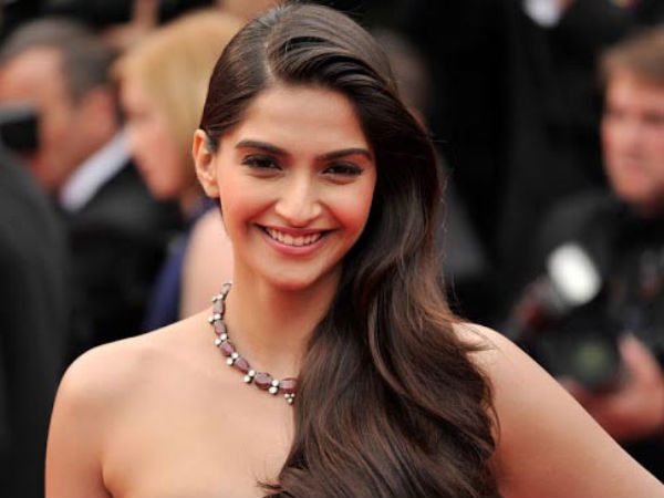 This Year Has Been Amazing For Me Creatively: Sonam Kapoor