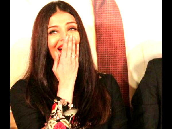 Vikram Has Written A Script For Aishwarya