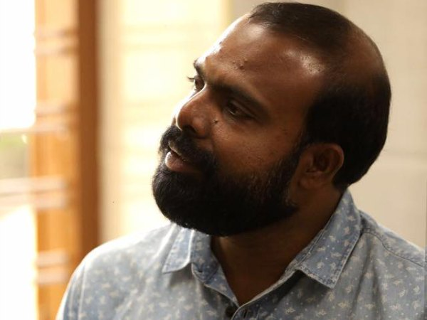 Chemban Vinod Jose As David Pauly
