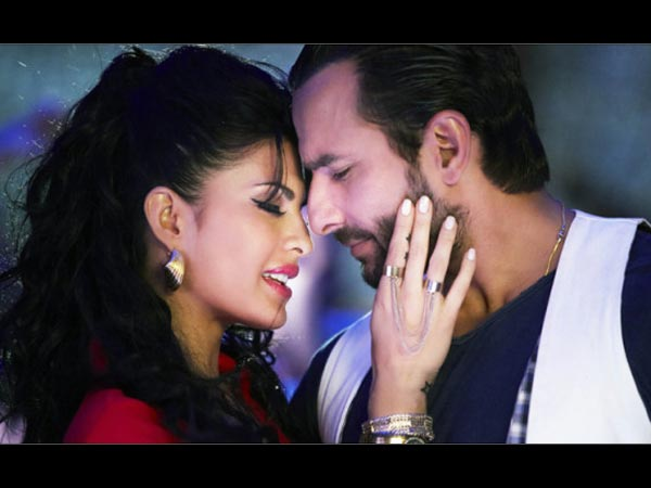 Jacqueline Also Talked About Saif