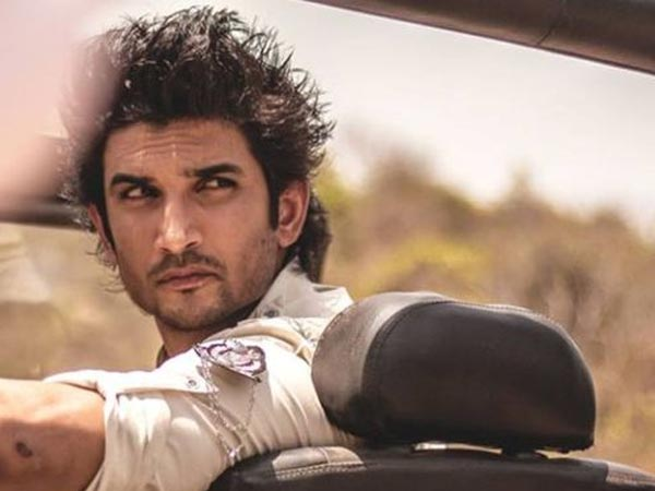 Did Sushant Singh Rajput get in a street fight?