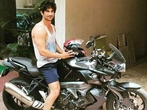 Sushant Singh Rajput gets in to abusive fight