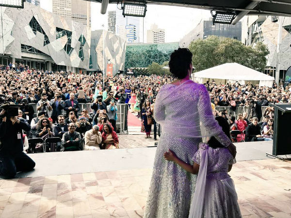 Aishwarya Thanks Melbourne