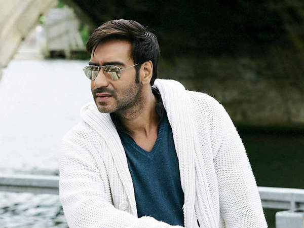 Ajay Devgn Signs A New Film