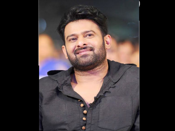 Prabhas Wants A Pan-Indian Appeal