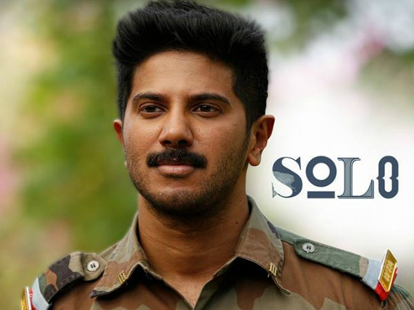 The New Teaser Of Dulquer Salmaan's Solo