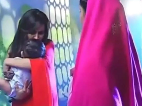 Stranger Enters Chandini's House With A Baby
