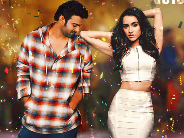 Prabhas And Shraddha In The Same Frame For The First Time