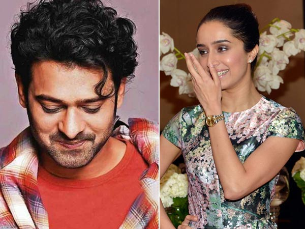 Prabhas' First Film To Be Shot In Hindi