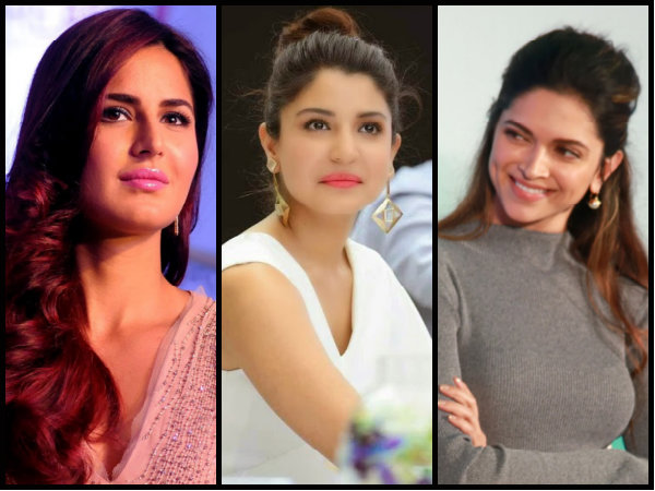 Katrina & Anushka Hint At Their Sour Relations With Dippy?
