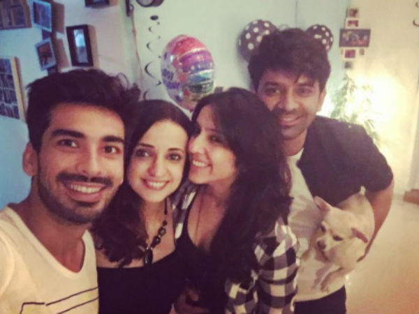 Mohit Sehgal Wishes Barun