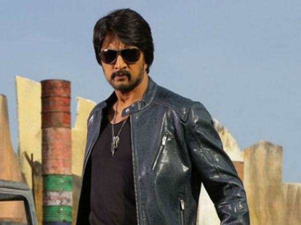 Sudeep's Entry To Twitter