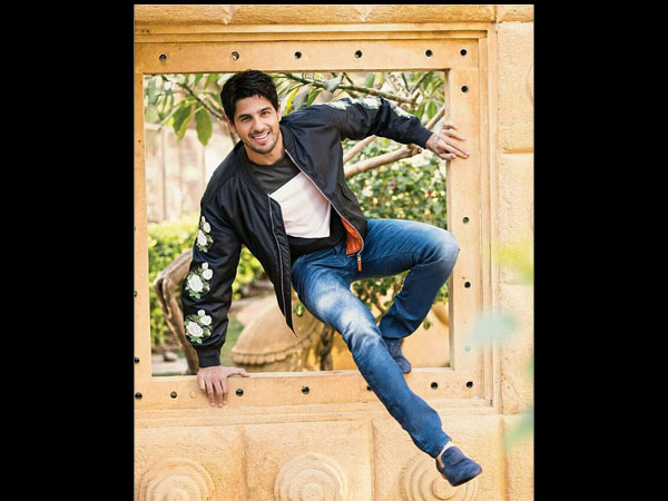 Sidharth On How He Began His Modelling Stint