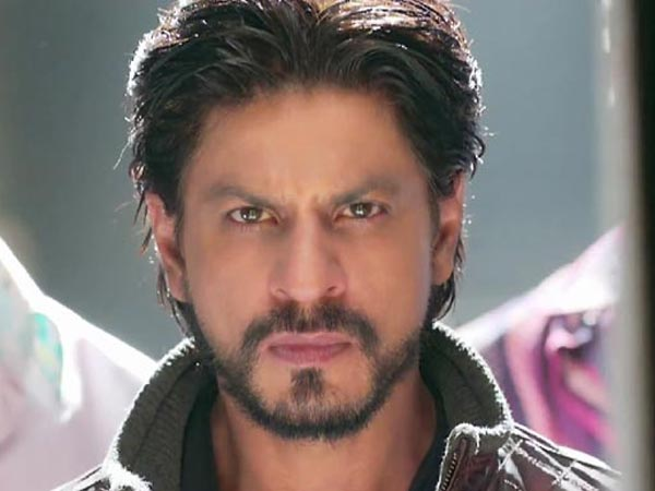 Shahrukh Is Afraid Because Of This...