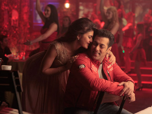 Her Second Film With Salman Khan