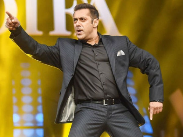 Salman's Take On His First Dance Film