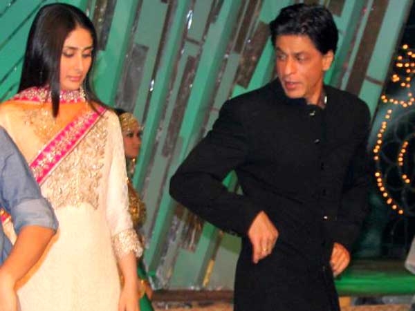 Shahrukh Had Said He Would Not Work With Her Again