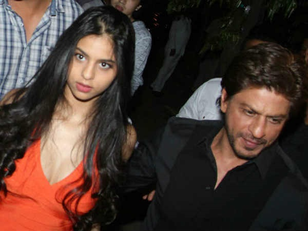Papa SRK Thinks She Is A Great Actor