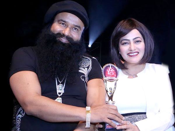 Image result for baba ram rahim daughter