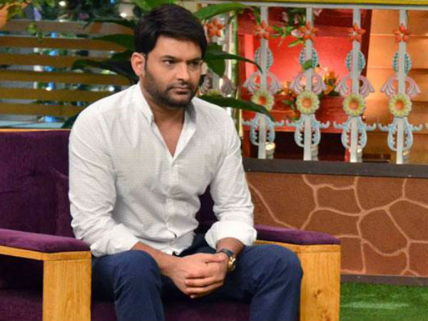 Kapil Suffers From A Panic Attack