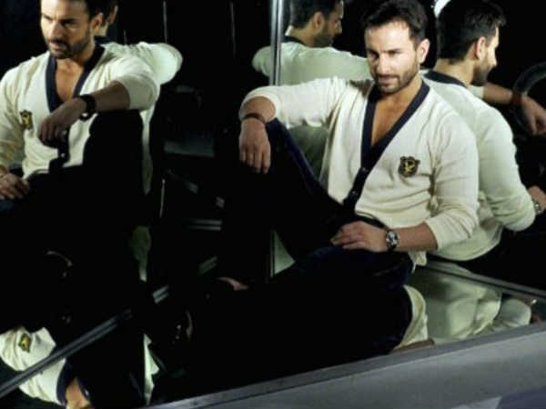 Saif Has Realized That Friends In Bollywood Are Only Fair-Weather Ones