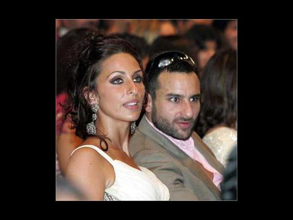 Saif Didn't Support Her Financially