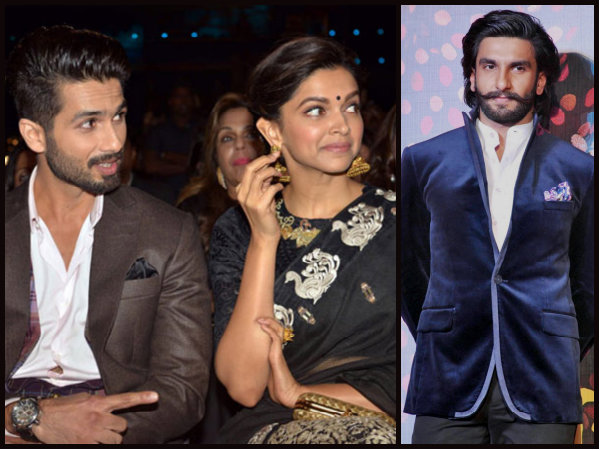 Padmavati: Deepika Padukone paid higher than Shahid Kapoor and Ranveer Singh?