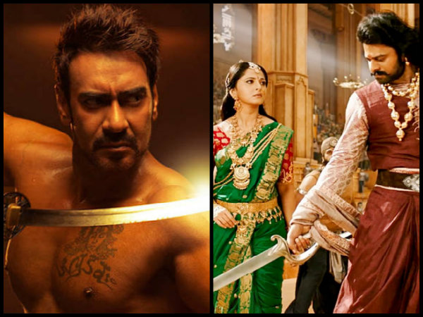 Ajay Wanna Go A Step Ahead Of Baahubali