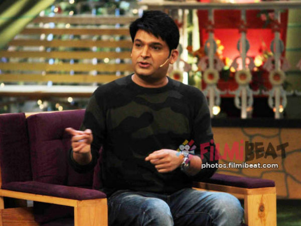 Did Kapil Really Suffer From A Panic Attack?