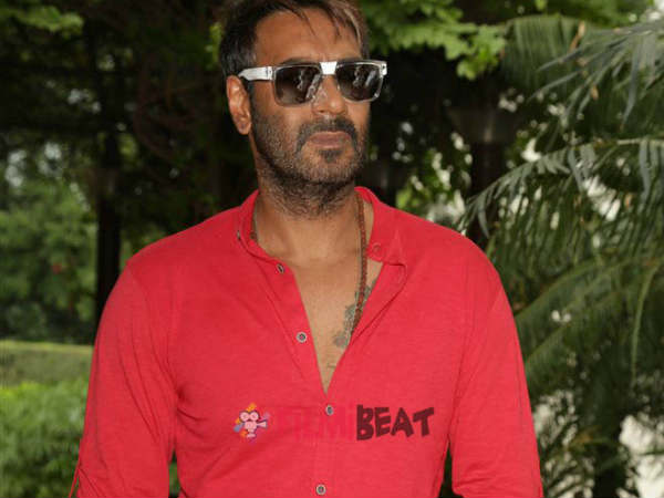 Ajay Devgn Storms Out Of The Sets!
