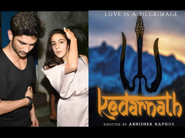 Sushant & Sara's Role In Kedarnath