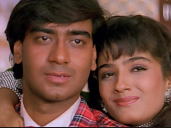 Ajay Dated Raveena Once?