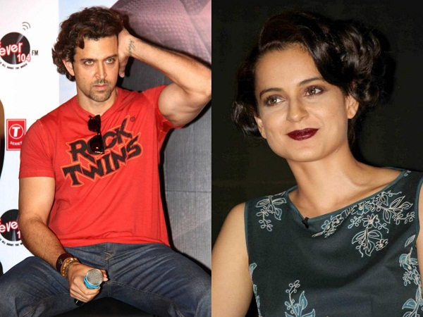 Kangana Calls Those Mails FAKE & Demands A Public Apology From Hrithik
