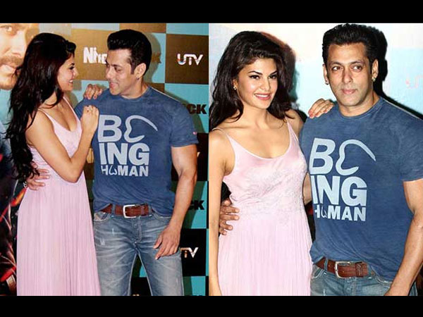 Jacqueline Desperately Wanted To Work With Salman