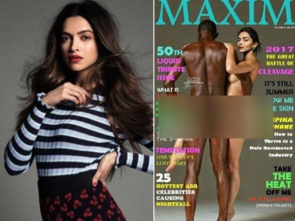Candice Swanepoel Naked for Maxim Magazine (5 Photos) Part